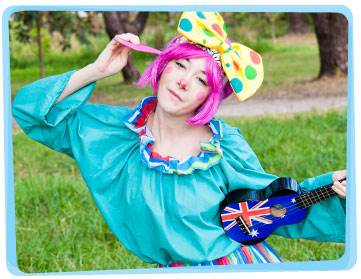 Clown Hire Melbourne Yabadoo