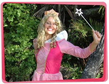 Princess performer