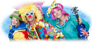 Clown entertainers