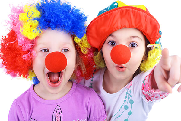 Clown Static Image
